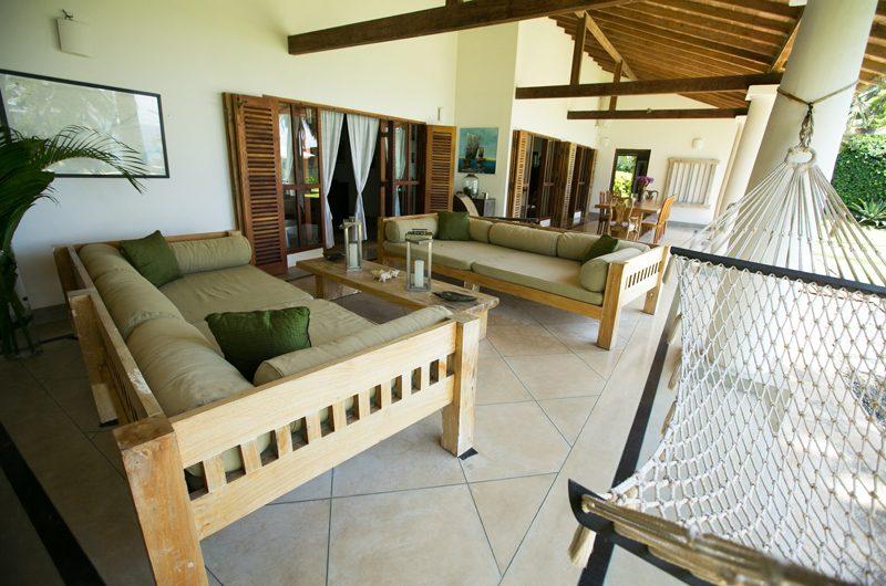 Wetakeiya House Living Area | Dickwella, Sri Lanka