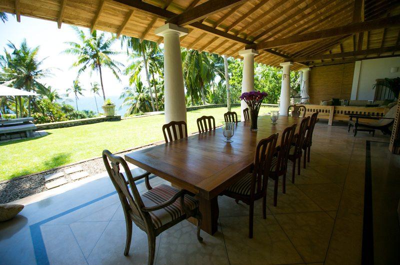 Wetakeiya House Dining Area | Dickwella, Sri Lanka