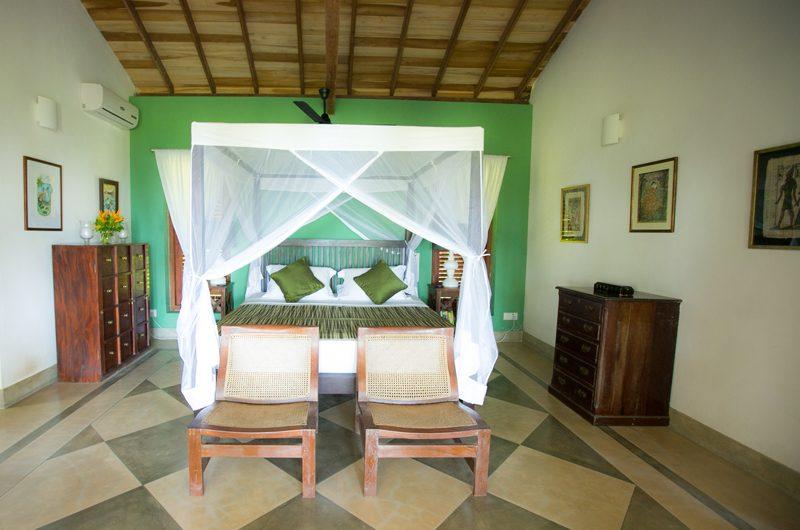 Wetakeiya House Bedroom View | Dickwella, Sri Lanka