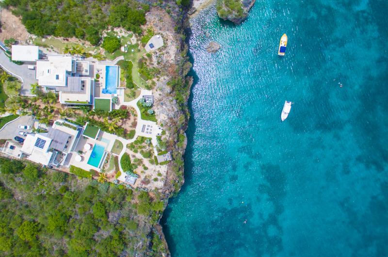 Anguilla Ani Villas Drone