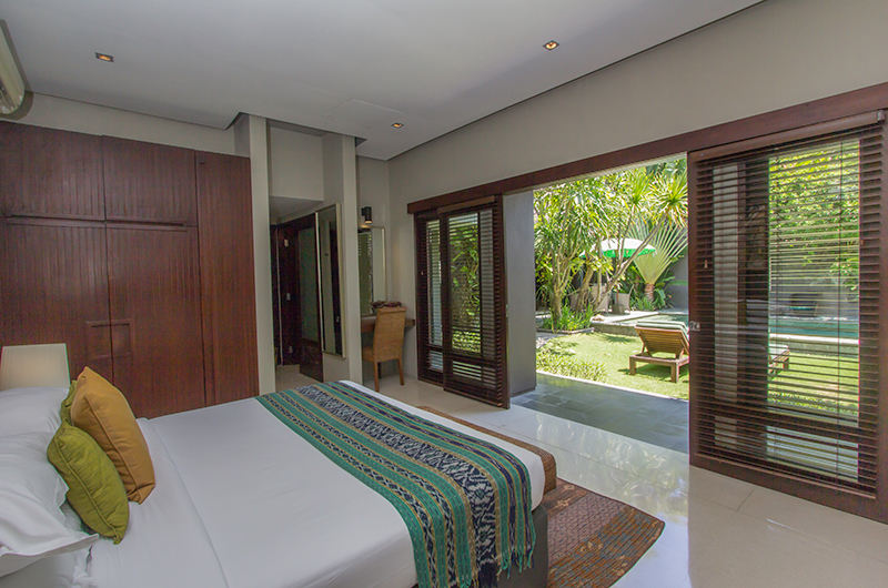 Chimera Green Spacious Bedroom Area | Seminyak, Bali