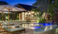 Lataliana Villa One Sun Loungers | Seminyak, Bali