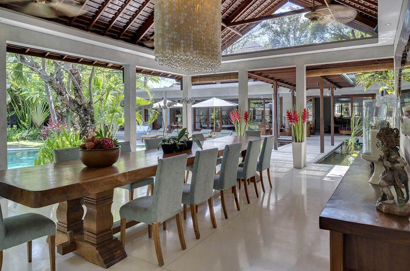 Lataliana Villa One Pool Side Dining | Seminyak, Bali