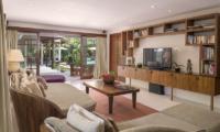Lataliana Villa One TV Room | Seminyak, Bali