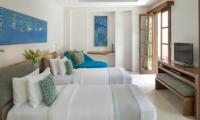 Lataliana Villa One Bedroom with Twin Beds | Seminyak, Bali