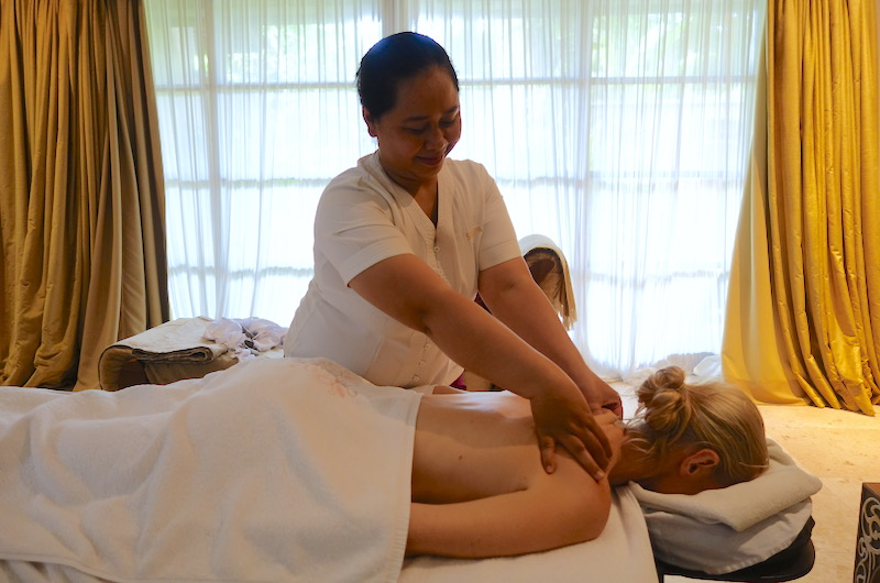 Bali Seminyak Lataliana Villa Massage