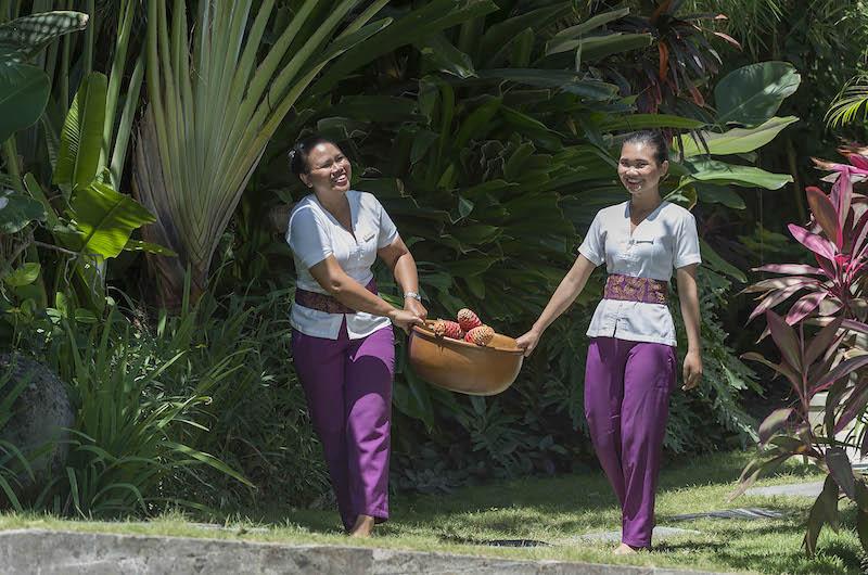 Bali Seminyak Lataliana Villa Staff