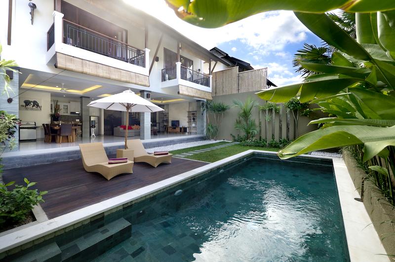 Bali Seminyak The Kumpi Villas Pool