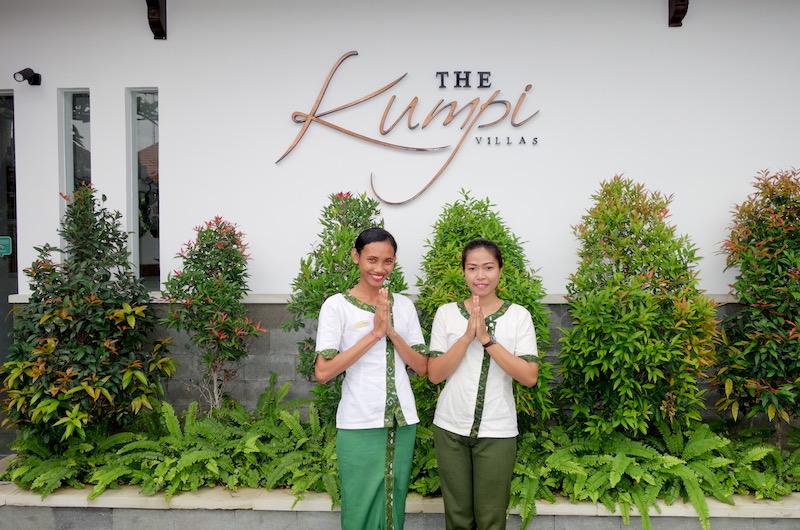 Bali Seminyak The Kumpi Villas Staff