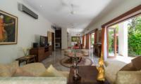 Villa Kalimaya Villa Kalimaya Four Living Area | Seminyak, Bali