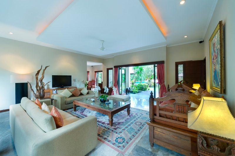 Villa Kalimaya Villa Kalimaya One Indoor Living Area   Seminyak, Bali