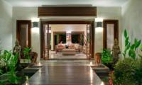 Villa Kalimaya Villa Kalimaya One Living Area with Garden View   Seminyak, Bali