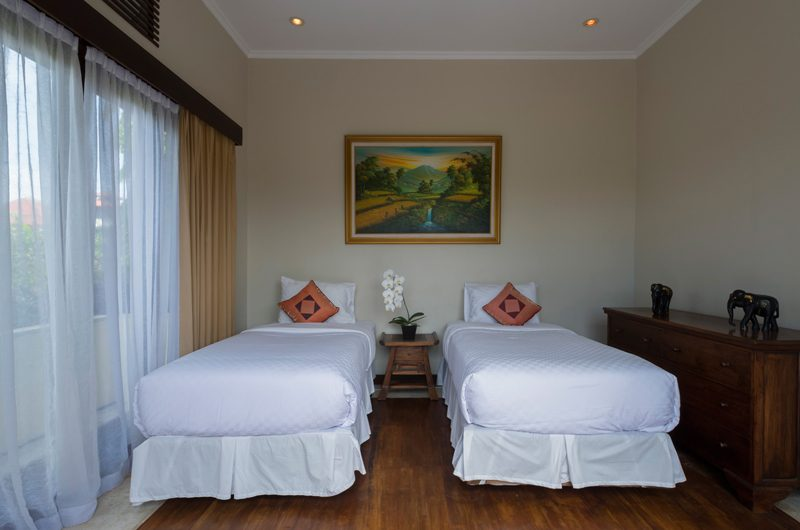 Villa Kalimaya Villa Kalimaya One Twin Bedroom   Seminyak, Bali