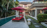 Villa Kalimaya Villa Kalimaya Three Sun Loungers | Seminyak, Bali
