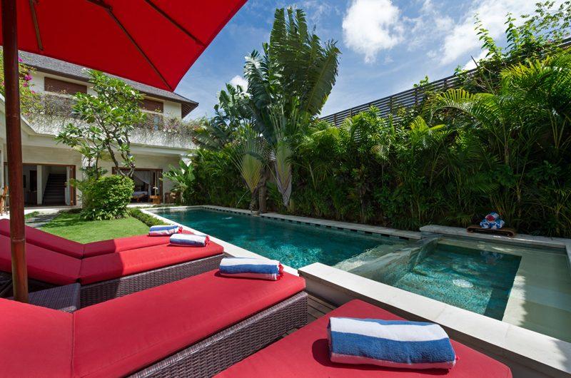 Villa Kalimaya Villa Kalimaya Two Reclining Sun Loungers | Seminyak, Bali