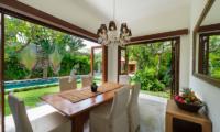 Villa Kalimaya Villa Kalimaya Two Dining with Pool View | Seminyak, Bali