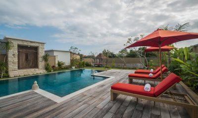 Villa Manggala Swimming Pool | Canggu, Bali