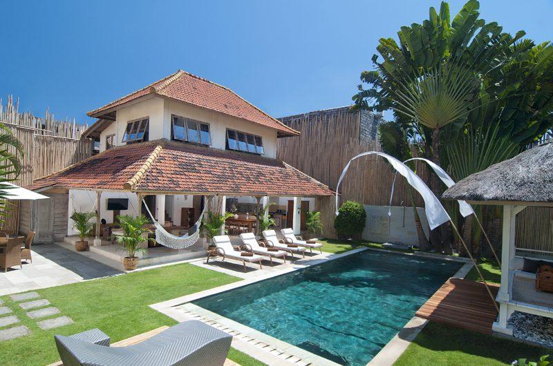 Villa Rabu Gardens and Pool | Seminyak, Bali