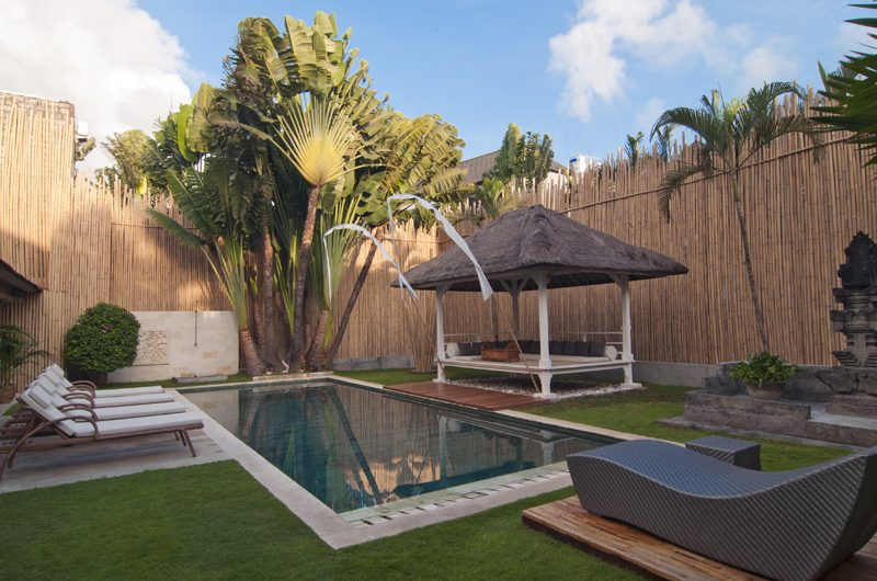 Villa Rabu Swimming Pool | Seminyak, Bali