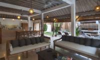 Villa Rabu Living and Dining Area | Seminyak, Bali