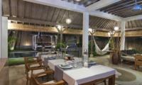 Villa Rabu Dining Area | Seminyak, Bali