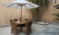 Villa Rabu Outdoor Dining | Seminyak, Bali