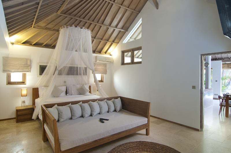 Villa Rabu Spacious Bedroom with Sofa | Seminyak, Bali