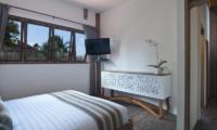 Villa Rabu Bedroom with TV | Seminyak, Bali