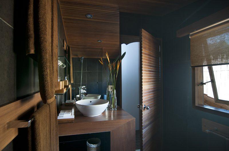 Villa Rabu His and Hers Bathroom | Seminyak, Bali