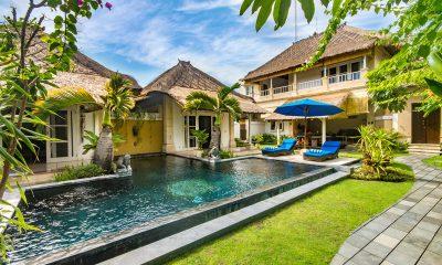 Villa Rasi Swimming Pool | Seminyak, Bali