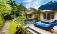 Villa Rasi Sun Beds | Seminyak, Bali