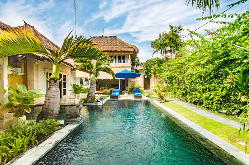 Villa Rasi Pool | Seminyak, Bali