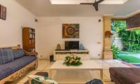 Villa Rasi Living Area | Seminyak, Bali