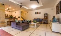Villa Rasi Indoor Living Area | Seminyak, Bali