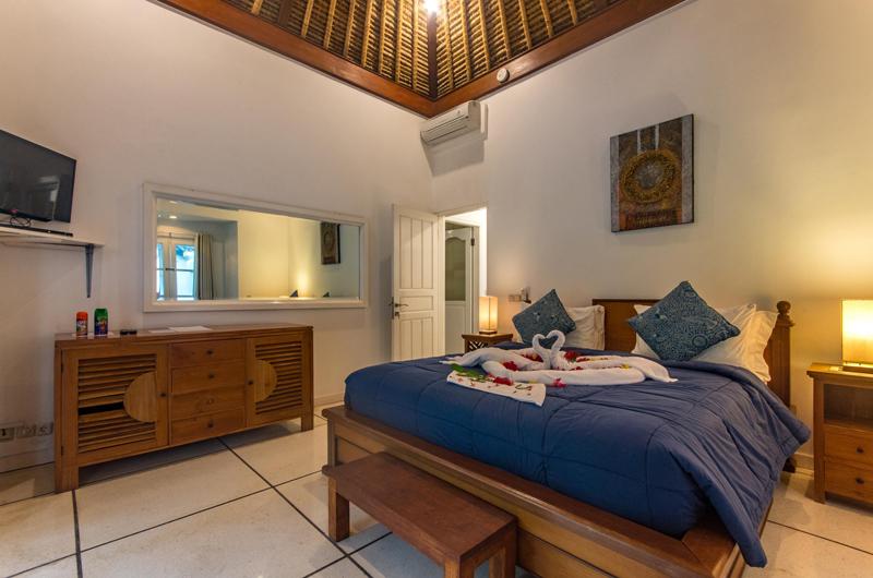 Villa Rasi Spacious Bedroom | Seminyak, Bali