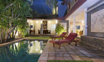 Villa Selasa Pool Side | Seminyak, Bali