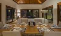 Villa Sol Y Mar Dining Area | Uluwatu, Bali