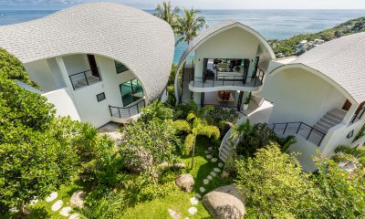 Villa Shadow Bird's Eye View | Chaweng, Koh Samui