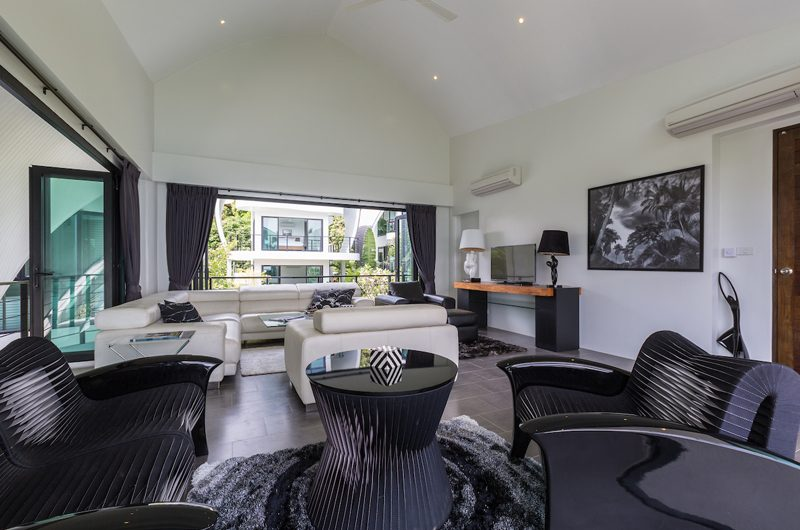 Villa Shadow Indoor Living Area | Chaweng, Koh Samui