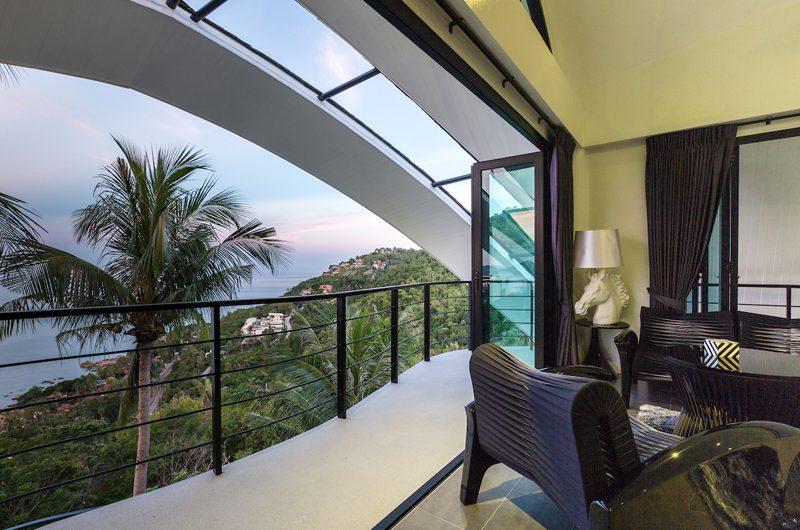 Villa Shadow Balcony | Chaweng, Koh Samui