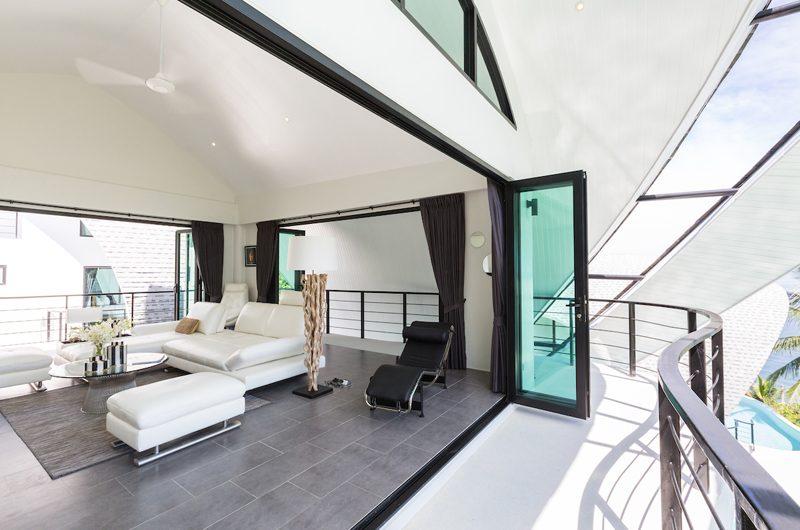Villa Shadow Living Area | Chaweng, Koh Samui