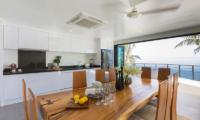 Villa Shadow Dining and Kitchen Area | Chaweng, Koh Samui
