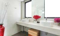 Villa Shadow His and Hers Bathroom | Chaweng, Koh Samui