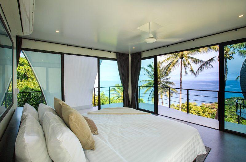 Villa Shadow Spacious Bedroom with Sea View | Chaweng, Koh Samui