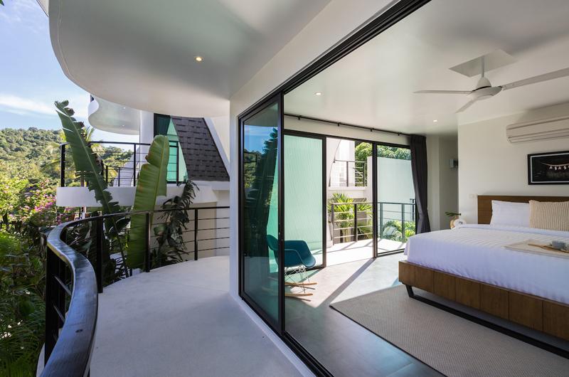 Villa Shadow Spacious Bedroom with Balcony | Chaweng, Koh Samui
