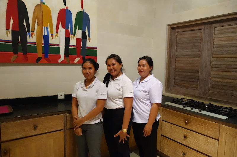Villa Massilia Villa Staff | Seminyak, Bali