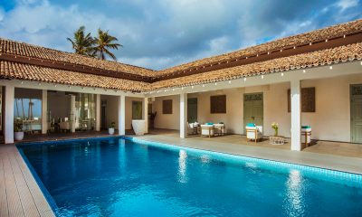 ISHQ Villa Swimming Pool | Talpe, Sri Lanka