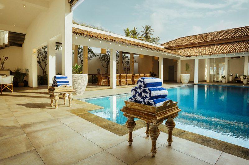 Ishq Villa Pool | Talpe, Sri Lanka
