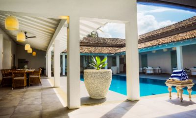 ISHQ Villa Pool Side | Talpe, Sri Lanka