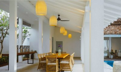 Ishq Villa Pool Side Dining | Talpe, Sri Lanka